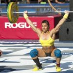Julie Foucher CrossFit games