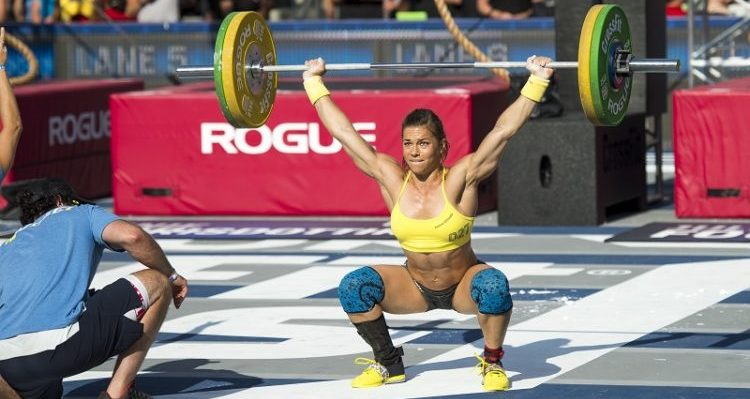 Julie Foucher CrossFit games