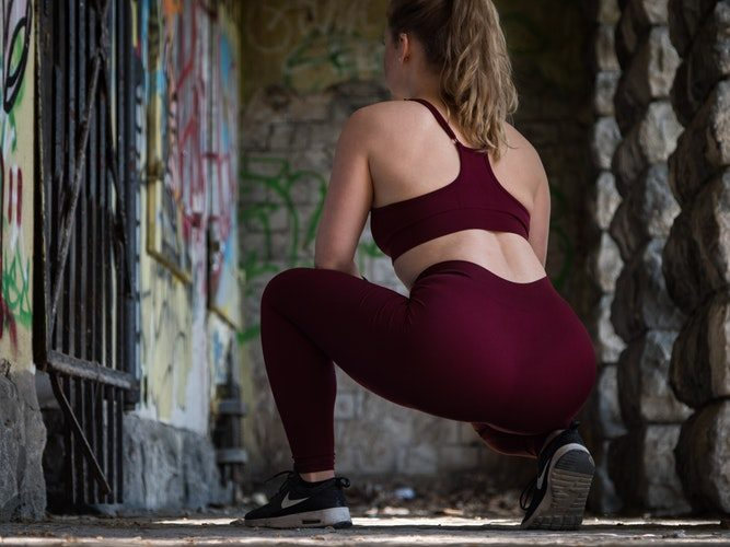 best glute activation exercises