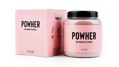 Powher up pre-workout review