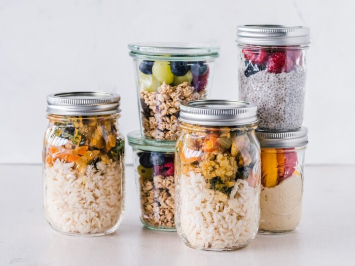meal prep for weight loss containers