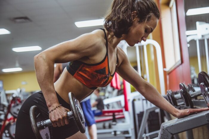 how to lose fat fast lift weights