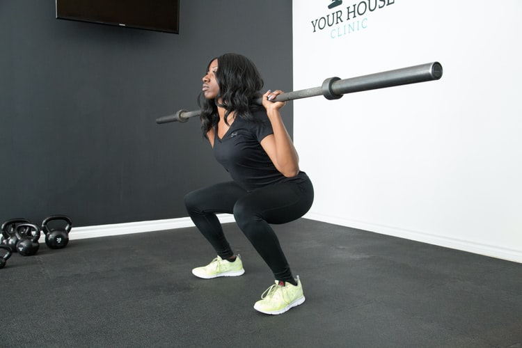 muscle gain for women exercises