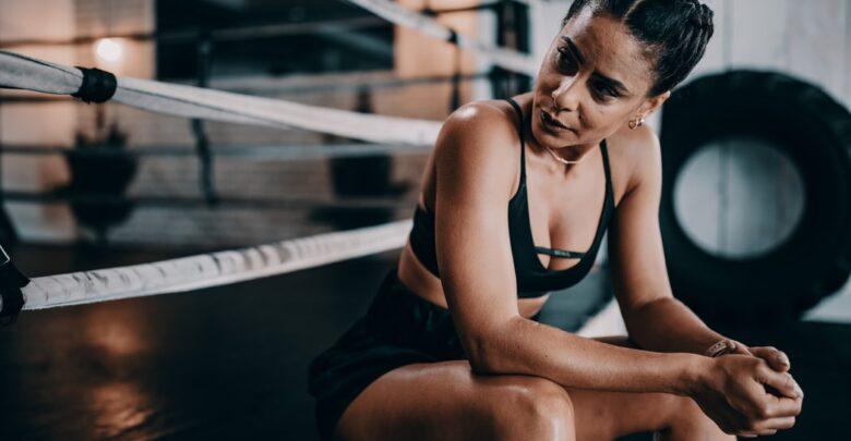 muscle gain for women